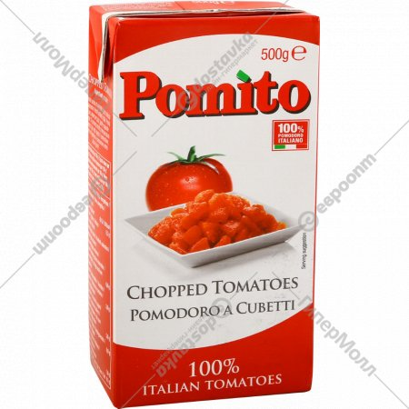 Мякоть помидора «Pomito» 500 г.