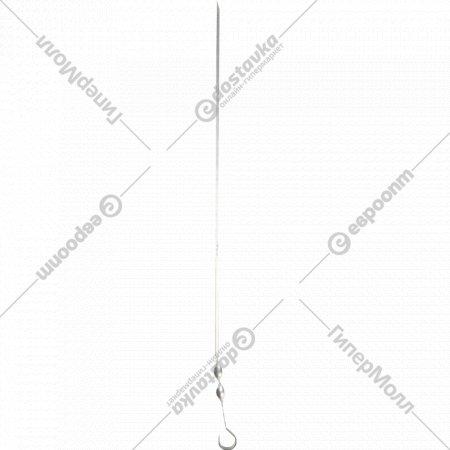 Шампур 610х12х1.5 мм.