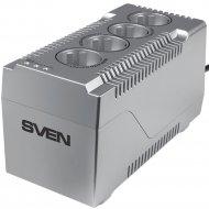Стабилизатор напряжения «Sven» VR-F1500.