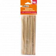 Шампуры для шашлыка из бамбука «Paterra» 200 мм, 100 шт.