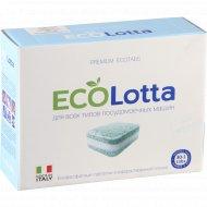 Таблетки «Eco Lotta» all in 1 для посудомоечных машин, 31 шт.