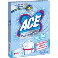 Пятновыводитель «Ace oximagic white» 500 г.