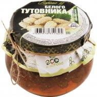 Варенье «Ecofood» из тутовика белого 440 г