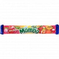 Жевательные конфеты «Mamba» ассорти вкусов, 79.5 г.