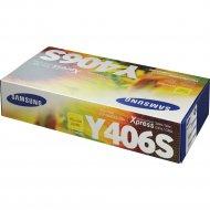 Картридж «Samsung» CLT-Y406S/SEE, желтый