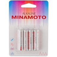 Элемент питания «Minamoto» LR03 4BP, 4 шт.