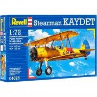Сборная модель «Revell» Биплан Stearman Kaydet, 4676