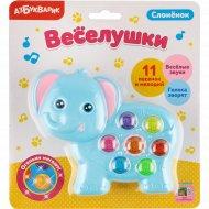 Музыкальная игрушка «Слоненок».