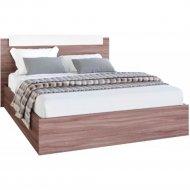 Кровать «Мебель Эра» Эко 1.4, ясень шимо