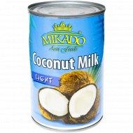 Кокосовое молоко «Mikado» 7%, 400 мл