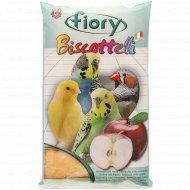 Бисквиты для птиц «Fiory» с яблоком, 35 г.