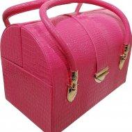 Шкатулка для бижутерии «Мон Ами» CX7105, розовая