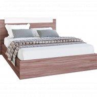 Кровать «Мебель Эра» Эко 0.9, ясень шимо