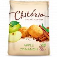 Печенье сдобное «Chitorio» с яблоком и корицей, 200 г.