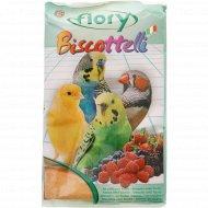 Бисквиты для птиц «Fiory» с фруктами, 35 г.