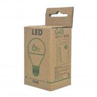 Лампа светодиодная «ETP» G45 6W E14 3000K.
