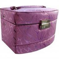 Шкатулка для бижутерии «Мон Ами» CX7341, розовая