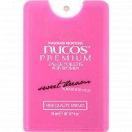 Туалетная вода для женщин «Nucos» Sweet Dream, 20 мл