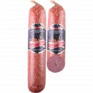 Колбаса варено-копченая «Сервелат Кремлевский» 1кг., фасовка 0.65-0.75 кг