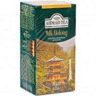 Чай чёрный «Ahmat Tea» со вкусом и ароматом молока, 25 пакетиков.