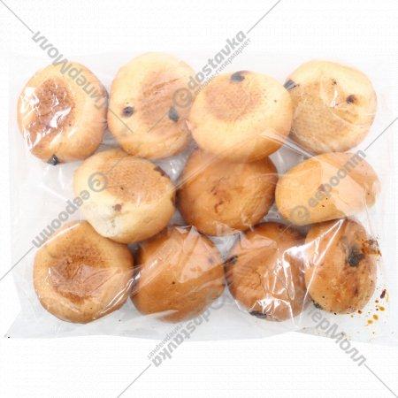 Булочки «К завтраку» с изюмом, 500 г.