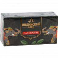 Чай черный «Индийский слон» 20 пакетиков.