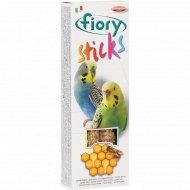 Палочки для попугаев «Fiory» с медом, 60 г.