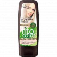 Оттеночный бальзам для волос «Fito Color» жемчужный блондин, 140 мл.