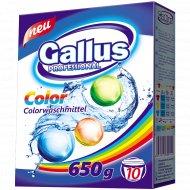 Стиральный порошок «Gallus» для цветного, 0.65 кг.