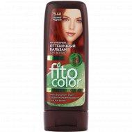Оттеночный бальзам для волос «Fito Color» рыжий медный, 140 мл.