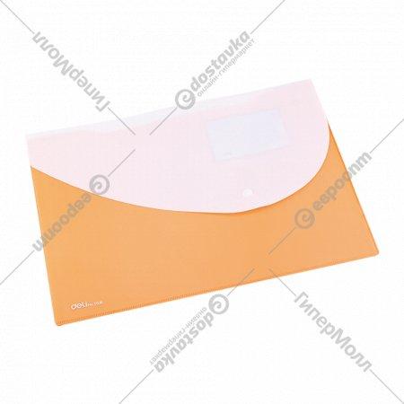 Папка-конверт на кнопке, А4, 5506.