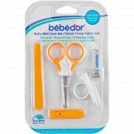 Маникюрный набор для малышей «Bebe» с рождения.