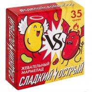 Жевательный мармелад «Сладкий/острый» 35 г.