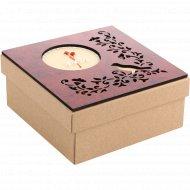 Коробка подарочная из картона, 10-1602-1.