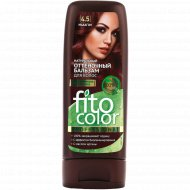 Оттеночный бальзам для волос «Fito Color» махагон, 140 мл.