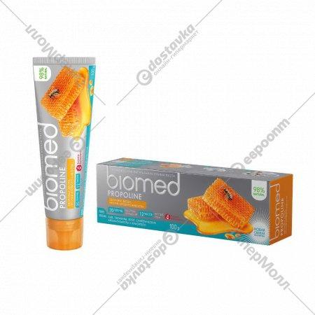 Зубная паста «Biomed» тонус и здоровье десен, 100 мл.