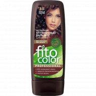 Оттеночный бальзам для волос «Fito Color» т.Темный каштан, 140 мл.