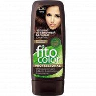 Оттеночный бальзам для волос «Fito Color» мокко, 140 мл.