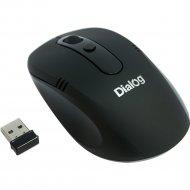 Мышь «Dialog» black, 2.4G.