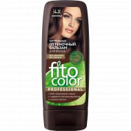 Оттеночный бальзам для волос «Fito Color» т. Шоколад, 140 мл.