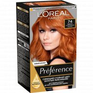 Краска для волос «L'Oreal Paris» Preference Feria, 74 манго.