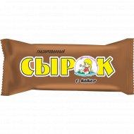 Сырок глазированный «Молочная страна» с какао, 23 %, 45 г.