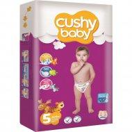Детские подгузники «Cushy Baby» Jumbo pack Junior, 5, 52 шт