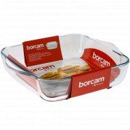 Форма для выпечки «Borcam» квадратная, 220x220 мм.