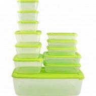 Набор емкостей для хранения пищевых продуктов «Polar» 12 шт.
