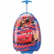 Детский чемодан на колесиках.