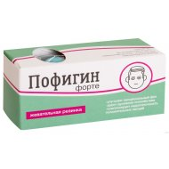 Жевательная резинка «Пофигин форте» 50 г.