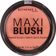 Румяна «Maxi blush» third base, тон 001, 9г.