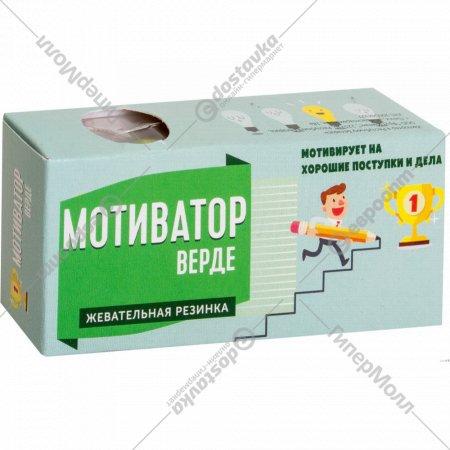 Жевательная резинка «Мотиватор Верде» 50 г.