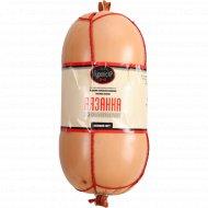 Колбаса вареная «Вязанка» высшего сорта, 1 кг., фасовка 0.65-0.75 кг